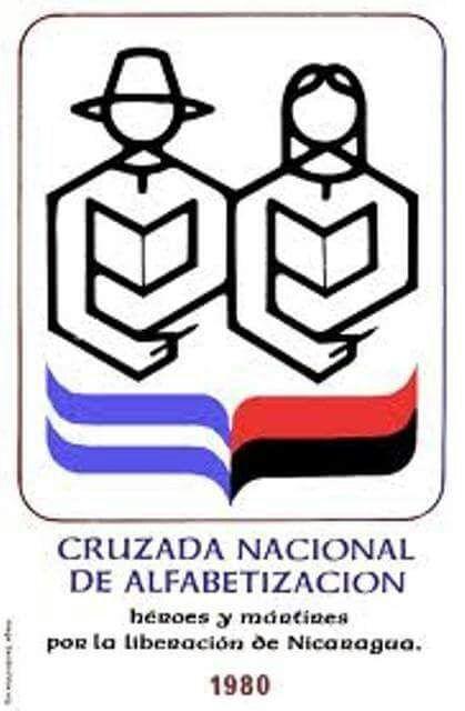 Nicaragua:Historia de la cruzada nacional de alfabetización