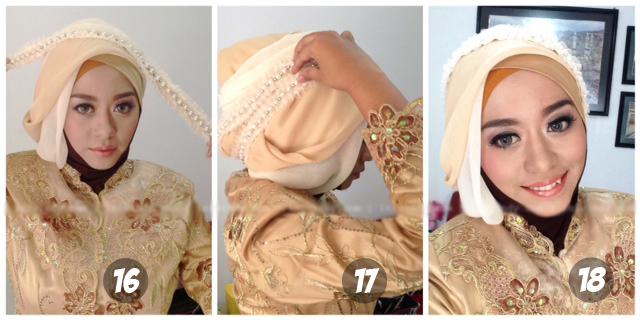 Tutorial Make Up Natural Hijab Untuk Wisuda