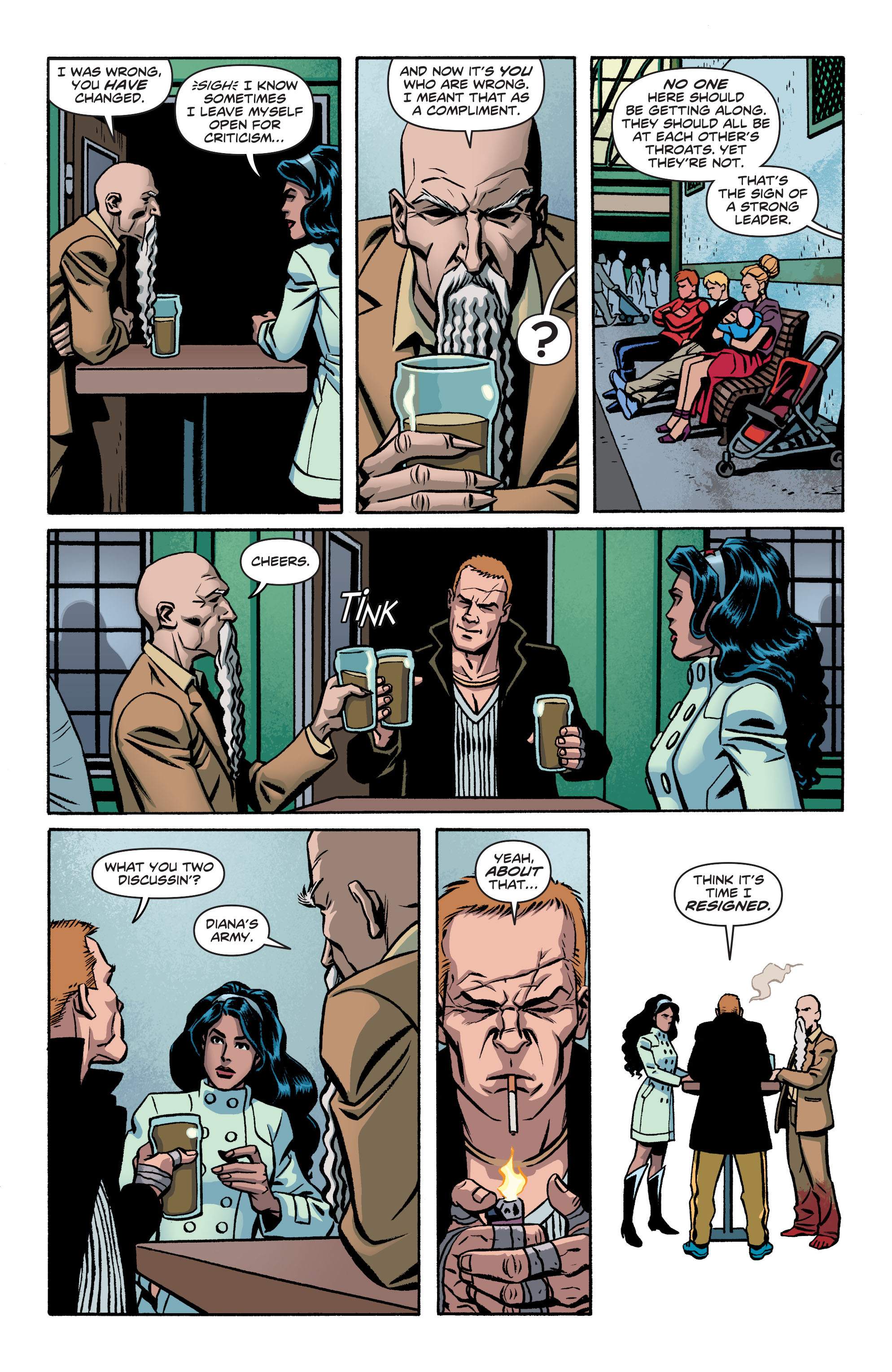 Read online Wonder Woman (2011) comic -  Issue #19 - 9