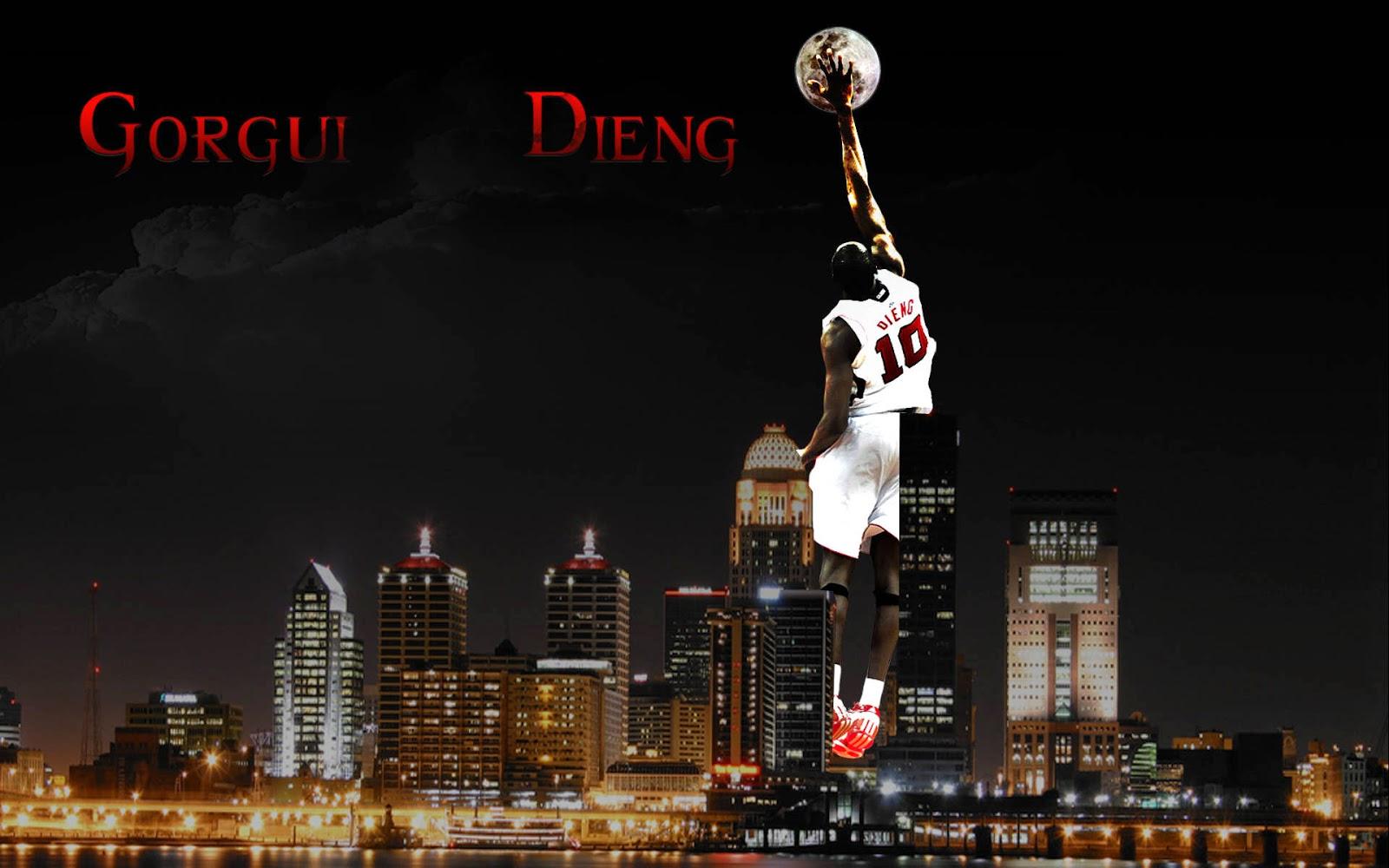 Ο μαύρος πάνθηρας της Σενεγάλης- Corgui Dieng ( Γκόργκι Τζενγκ)