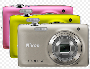 Nikon Coolpix S3100 Software herunterladen