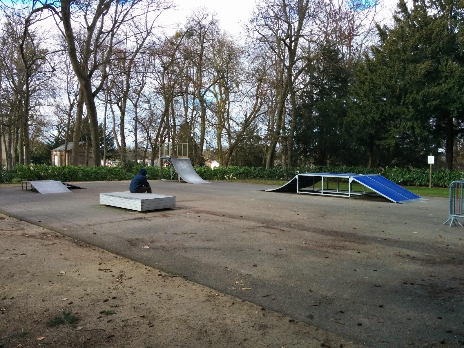 skatepark olivet
