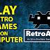 RetroArch - An All-in-One Retro Games Emulator