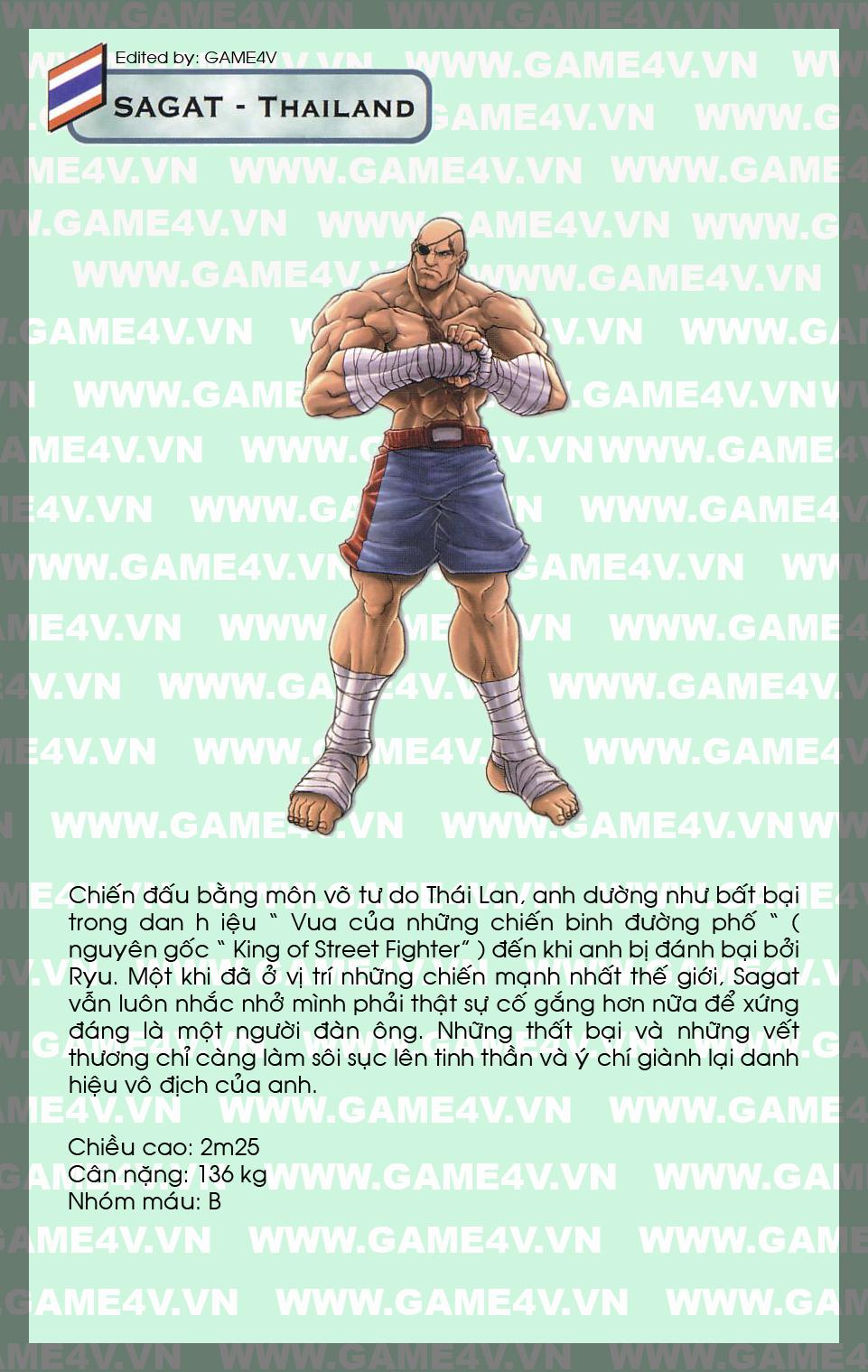 Street Fighter  Chap 000 - Truyenmoi.xyz