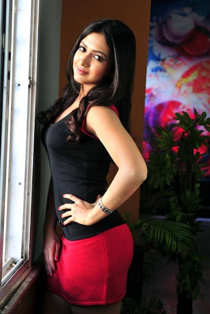 catherine Tresa as Malayalam actress