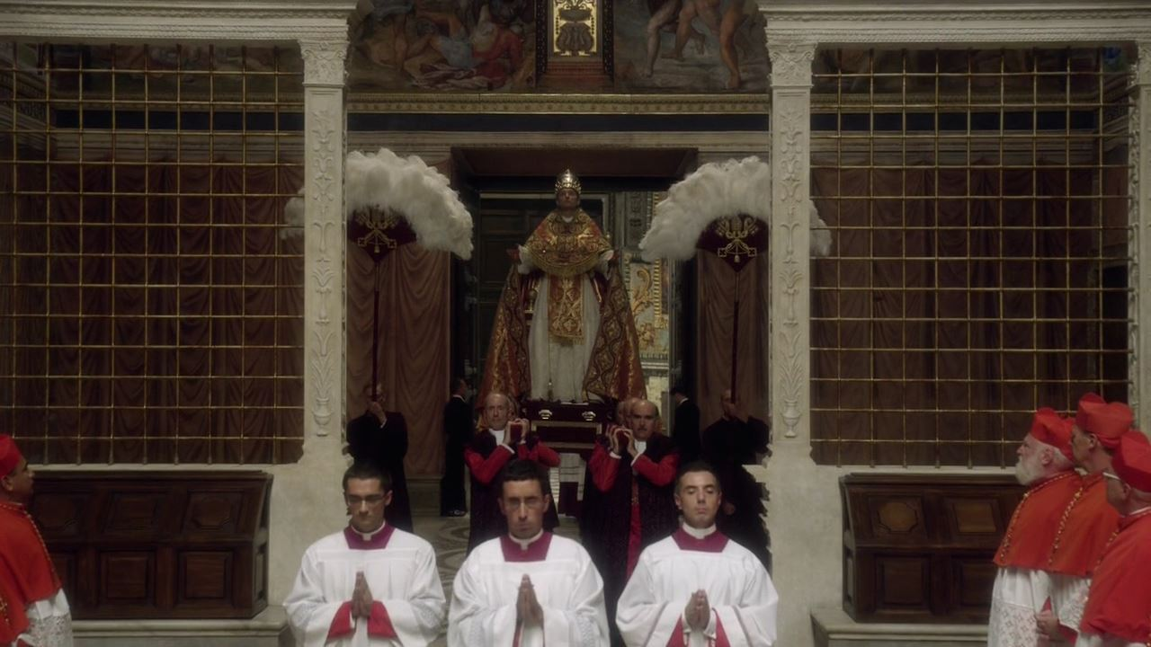 hbo, the young pope, jude law,