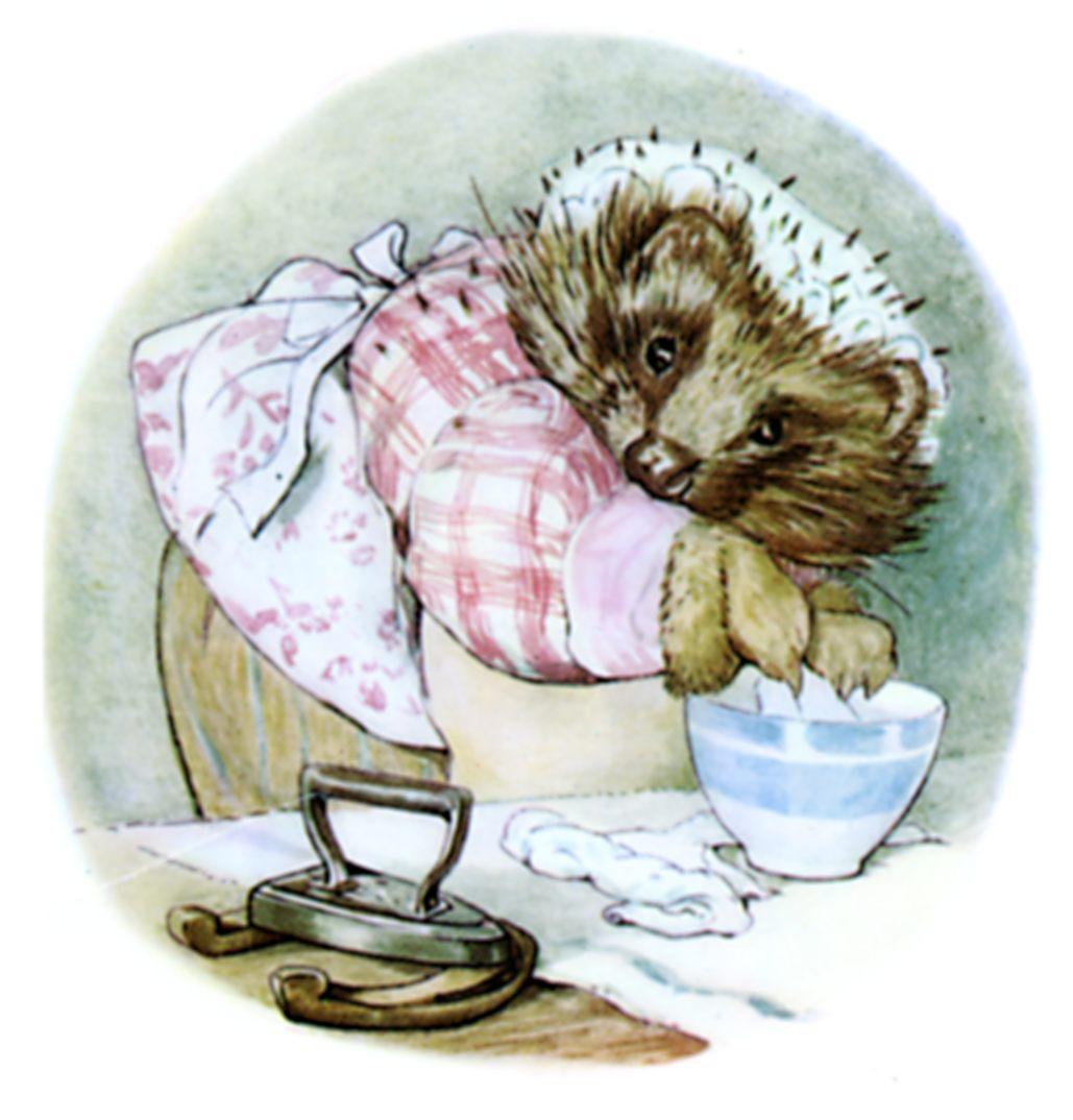 Hedgehog Gifts Print