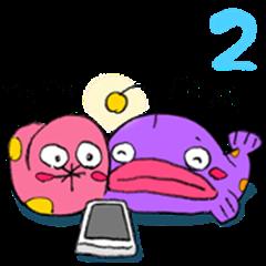 Anko-chan and namako-kun 2