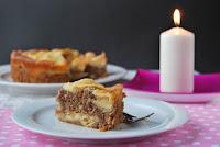 Kleiner Lebkuchen-Apfelkuchen