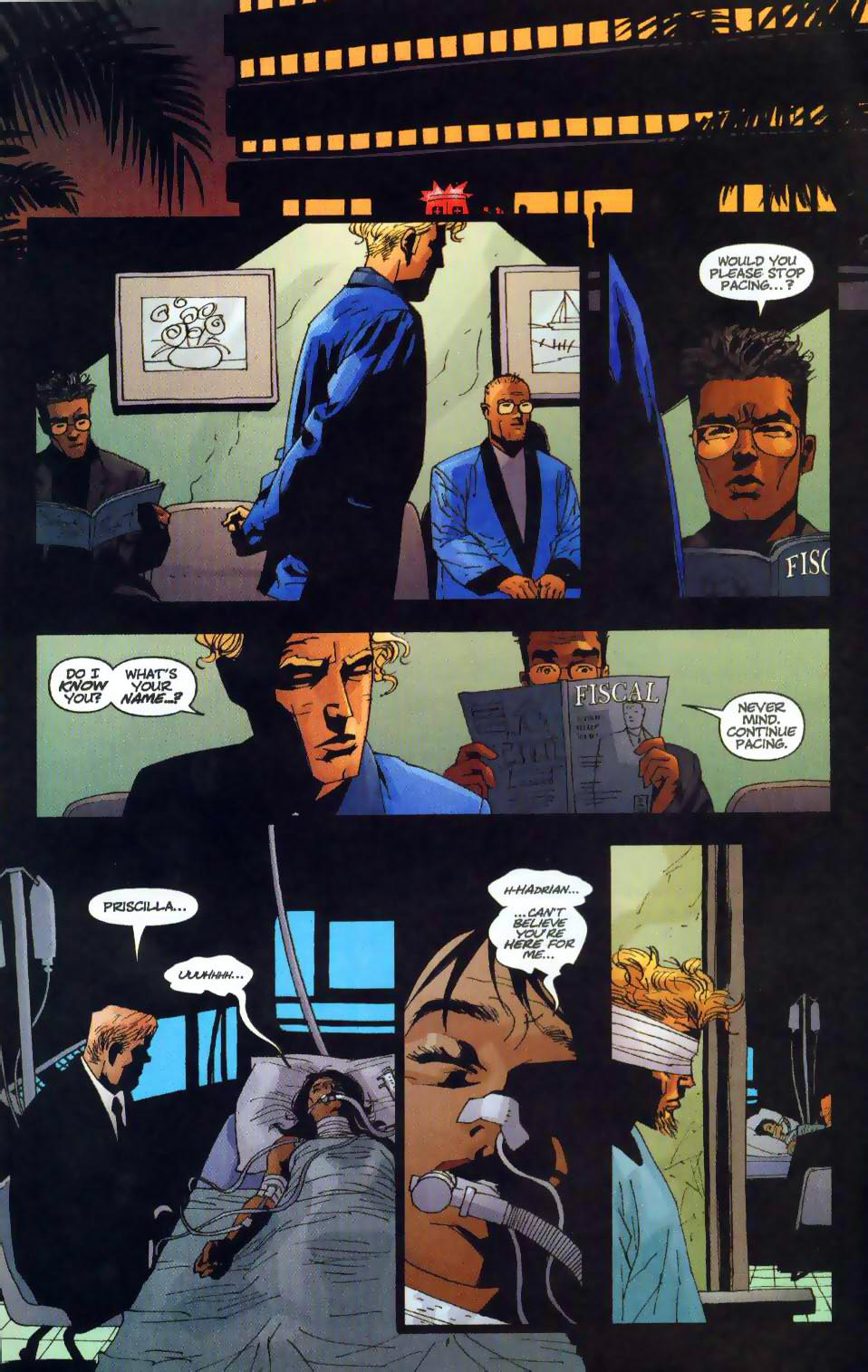 Wildcats (1999) Issue #17 #18 - English 17