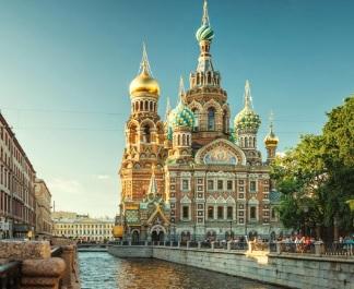 San Petesburgo, destinos románticos