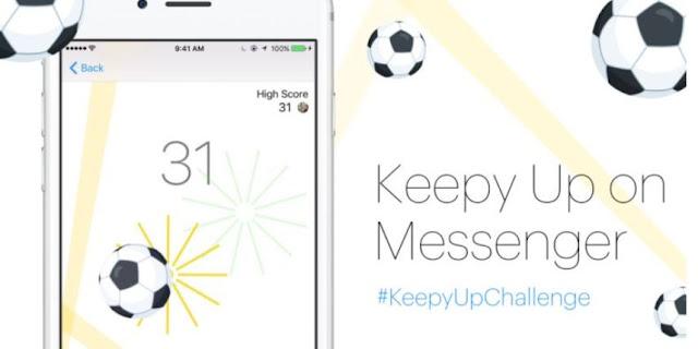 Débloquez le mini-jeu de football caché dans Facebook Messenger
