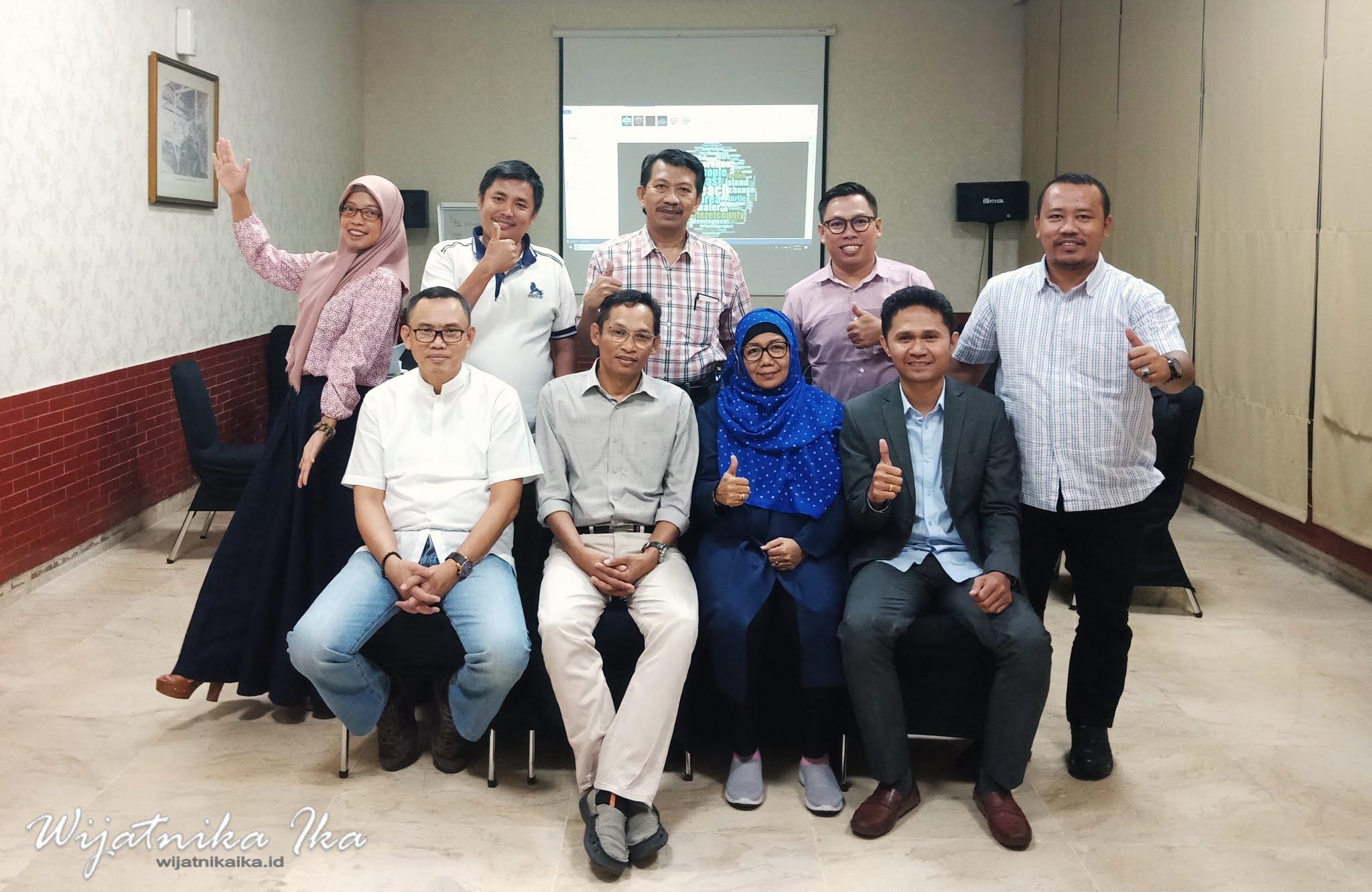 Enam Belas Jam Belajar NVIVO 12 Plus Bersama Dosen Universitas Hasanuddin, Makassar