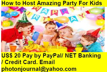 How to Host Amazing Party For Kids Birthday Party Ring ceremony Party Rave Party Ladies Sangeet New Year Party Fresher Party Christmas Party Dance Party Office Party Fare Well Party Beer Party  book