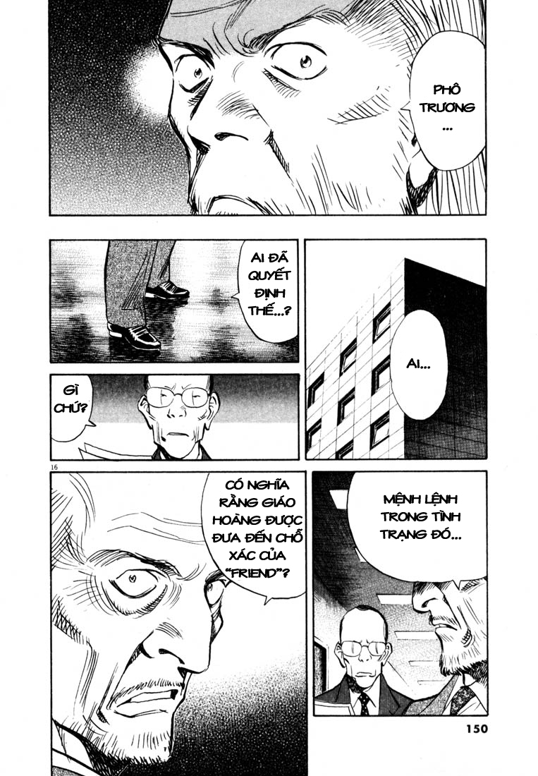 20th Century Boys chapter 165 trang 16