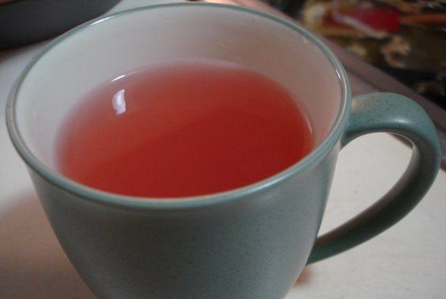 طريقة عمل شراب قشور التفاح