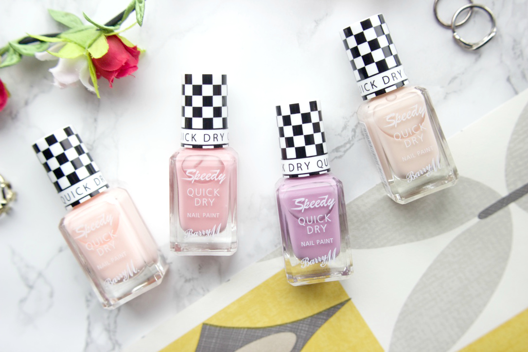 Barry M Speedy Spring Collection