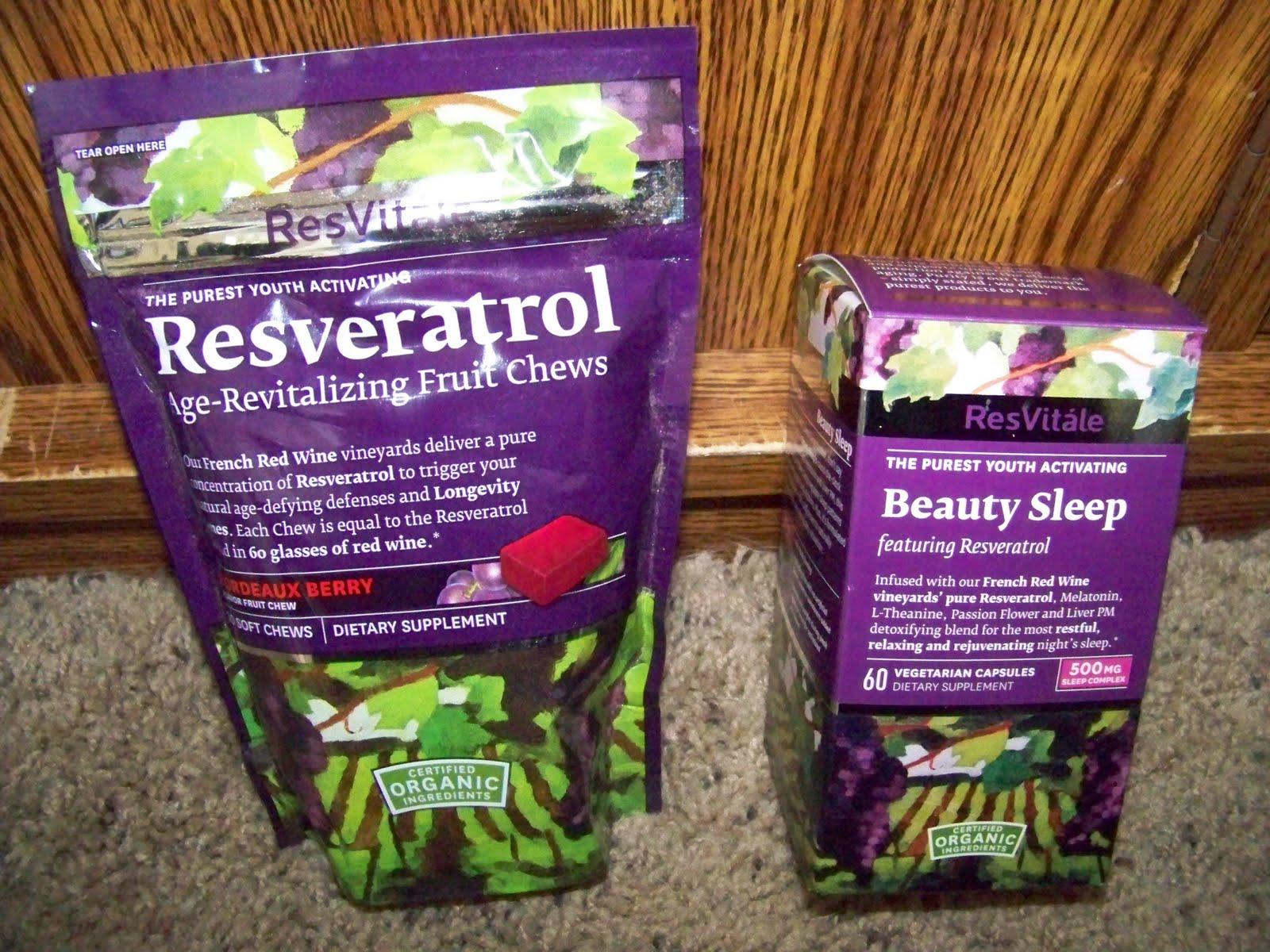 The Adventures Of Paul Natalie Resvitale Resveratrol Age