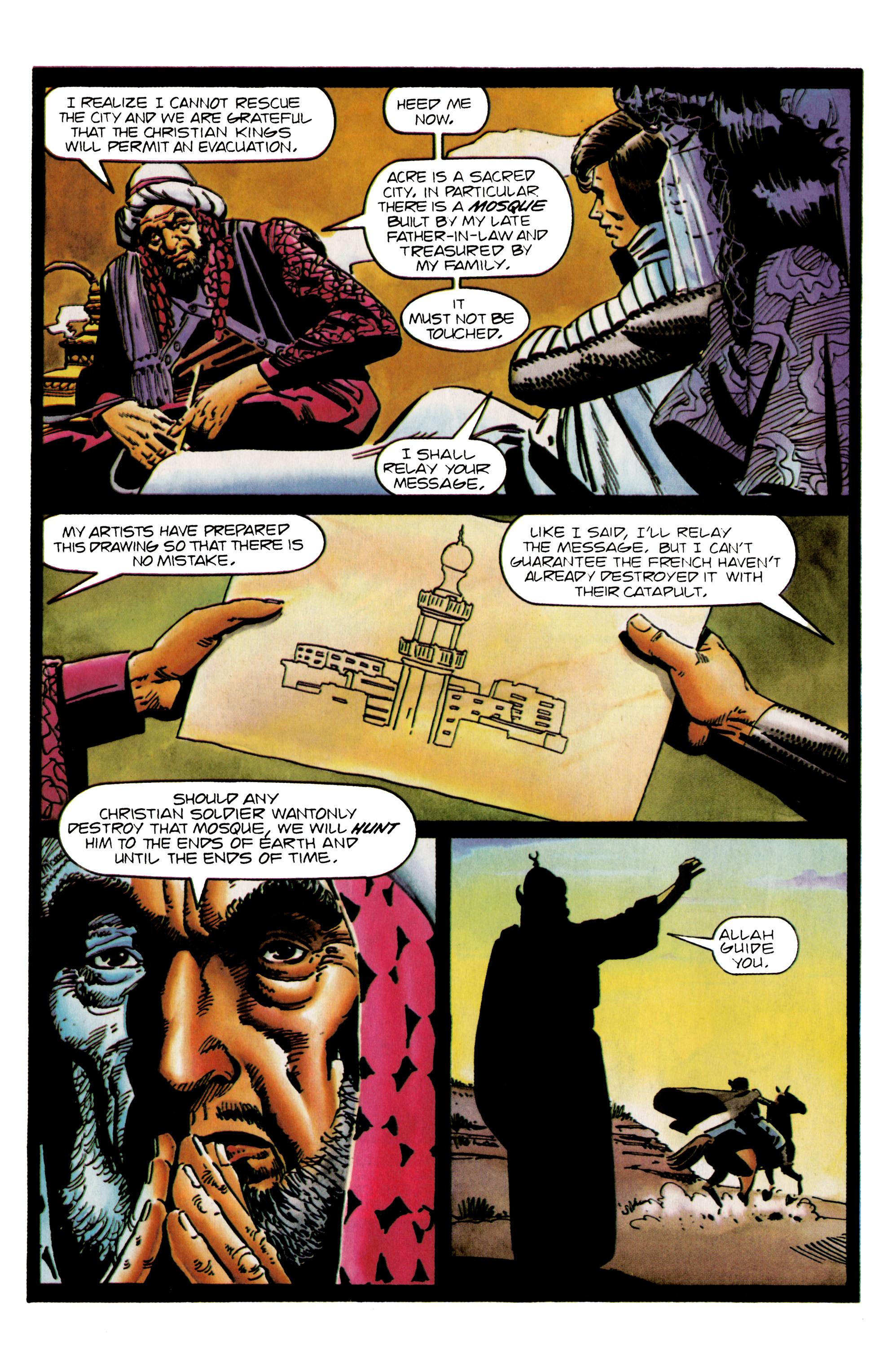 Read online Eternal Warrior (1992) comic -  Issue #25 - 16
