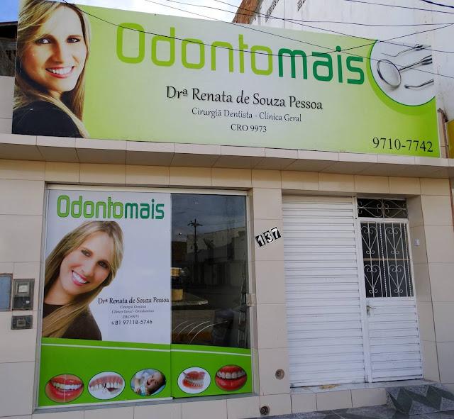 ODONTOMAIS EM JATAÚBA - 081.971185746 DRª RENATA PESSOA