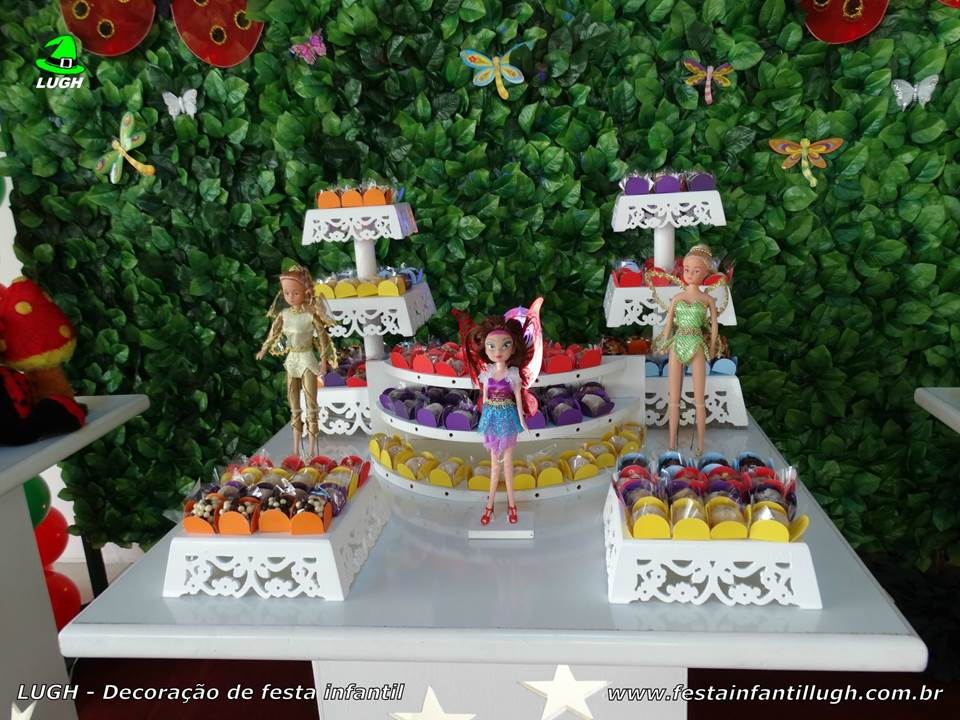 mesa infantil jardim: Jardim Encantado, mesa temática infantil – Festa Infantil Lugh