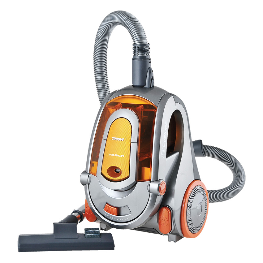 Cheap Faber Bagless Vacuum Cleaner Fvc Forte 2000 Review