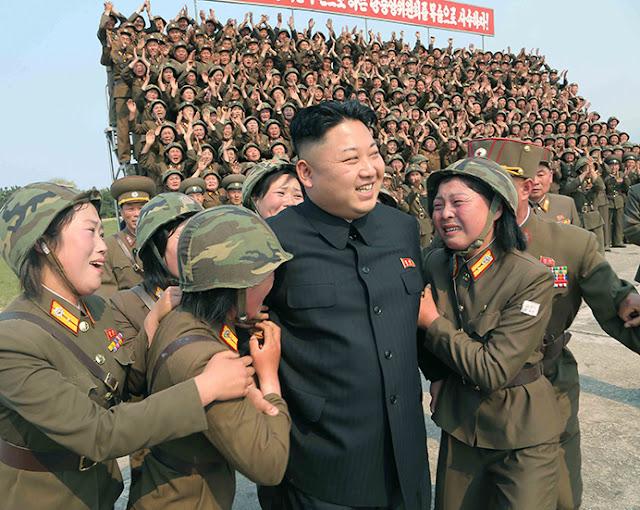 """كوريا الشمالية تهدد امريكا برد """"بلا رحمة"""" على اي استفزاز يتم"""