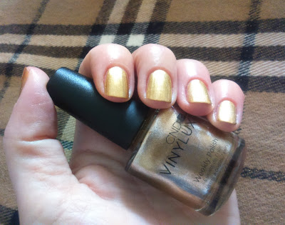 CND Vinylux Weekly Polish Craft Culture - Brass Button