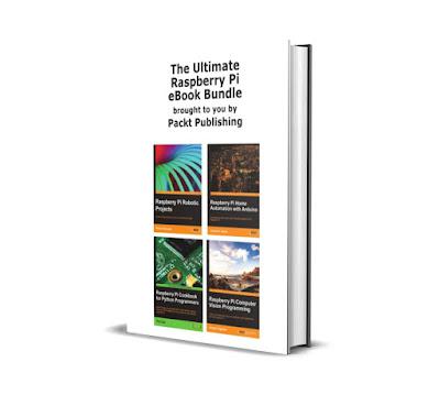 FREE E-BOOK The Ultimate Raspberry Pi eBook Bundle 4 books in 1