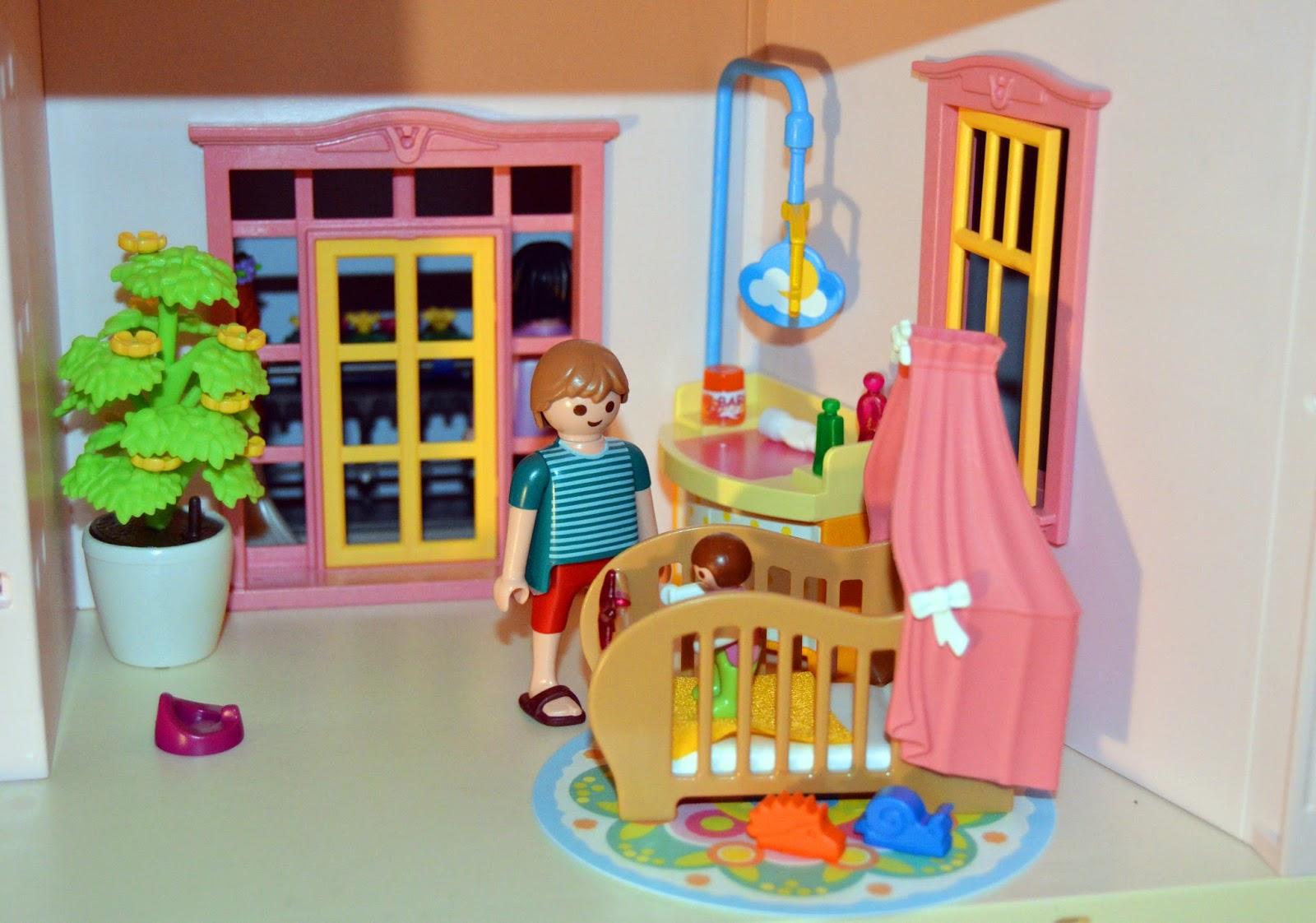 Mis mu ecas mi casita rom ntica de mu ecas playmobil - Casitas de tela para ninos toysrus ...