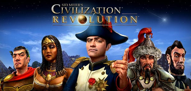 Civilization Revolution is One of The Next Free Xbox Live Gold Games