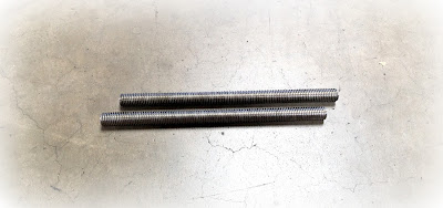 Custom 316 Stainless Steel Threaded Rod Cut & Chamfered - 3/4-10 X 11-1/2