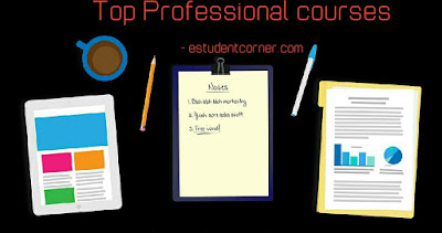 Top 6 interesting  Professional courses after higher secondary and graduation for the students of arts