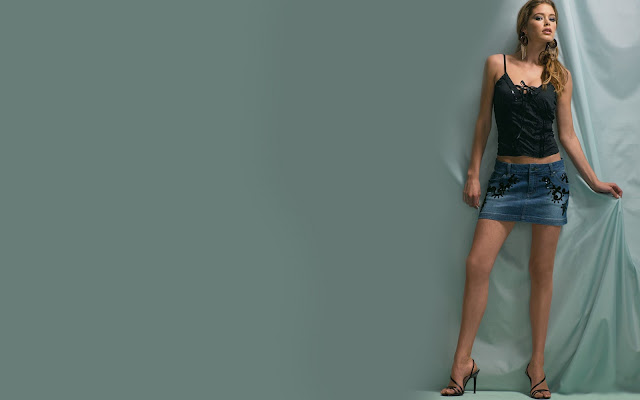 Doutzen Kroes Victoria Fashion Model HD Wallpapers 007,Doutzen Kroes HD Wallpaper