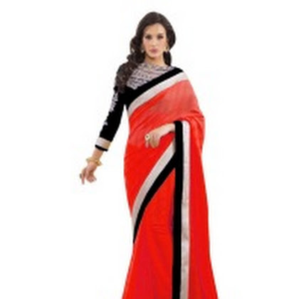 cef5e1e53ce Flat 90% off on Ethnic sarees at Snapdeal