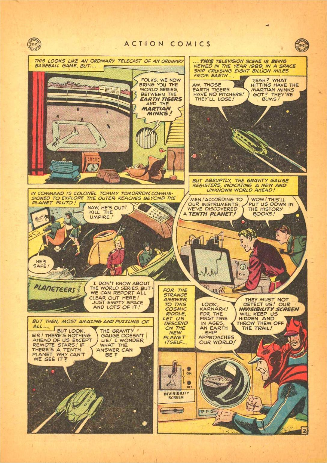 Action Comics (1938) 130 Page 23