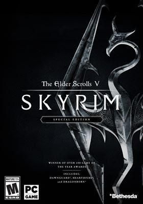 THE ELDER SCROLLS V SKYRIM SPECIAL EDITION-CODEX
