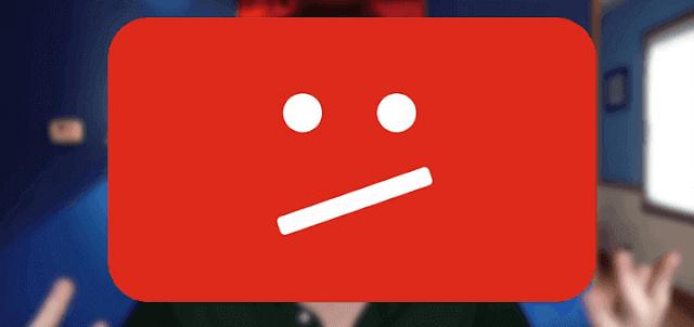 طريقة استرجاع فيديو حذف على اليوتوب بسبب Copyright
