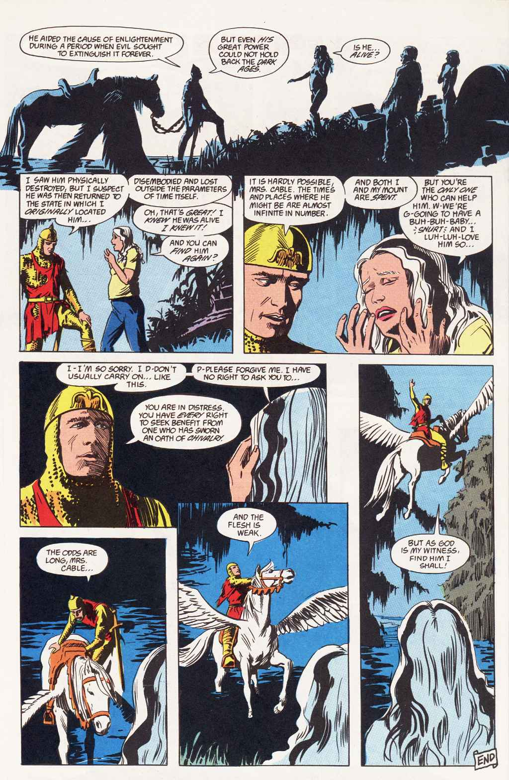 Swamp Thing (1982) Issue #87 #95 - English 15