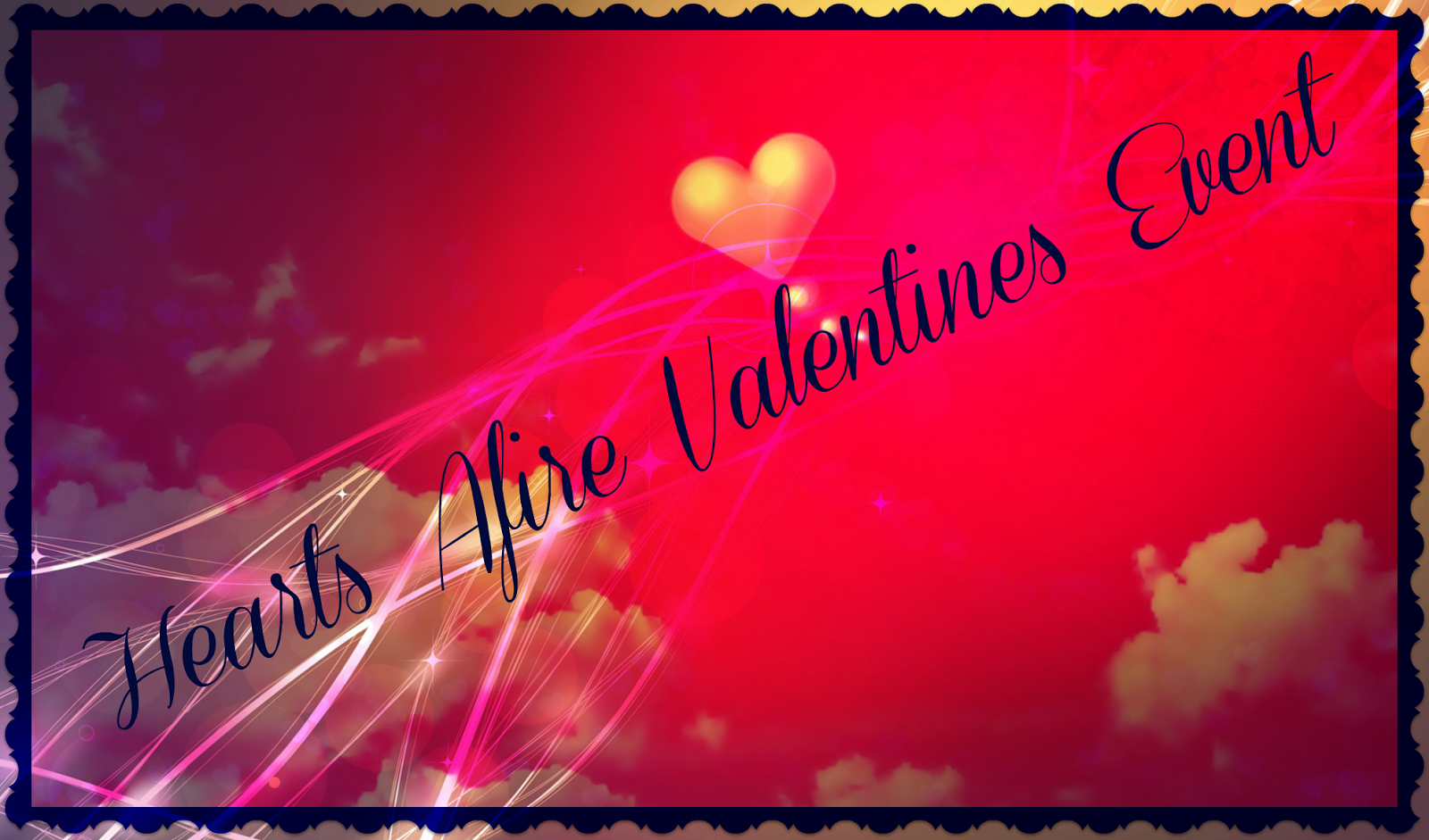 Sign up for the Valentine Event Blogger Opp US/Canada. Sign ups close 1/10.