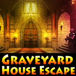 Graveyard house escape walkthrough for Minimalistic house escape 5 walkthrough