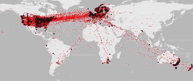 Pema më e madhe Familjare që ka ekzistuar: 13 milionë njerëz