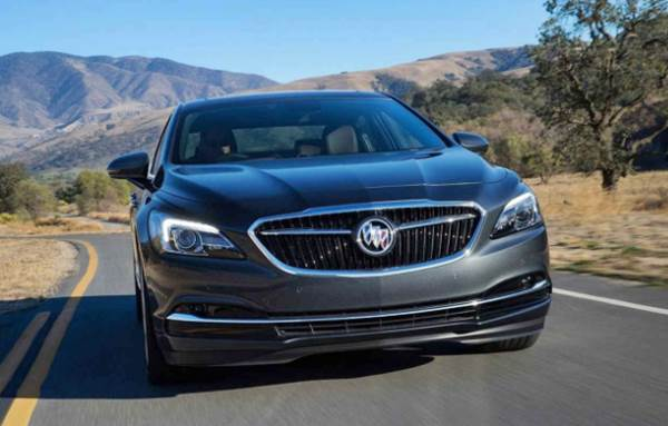 2019 Buick LaCrosse Review and Release Date