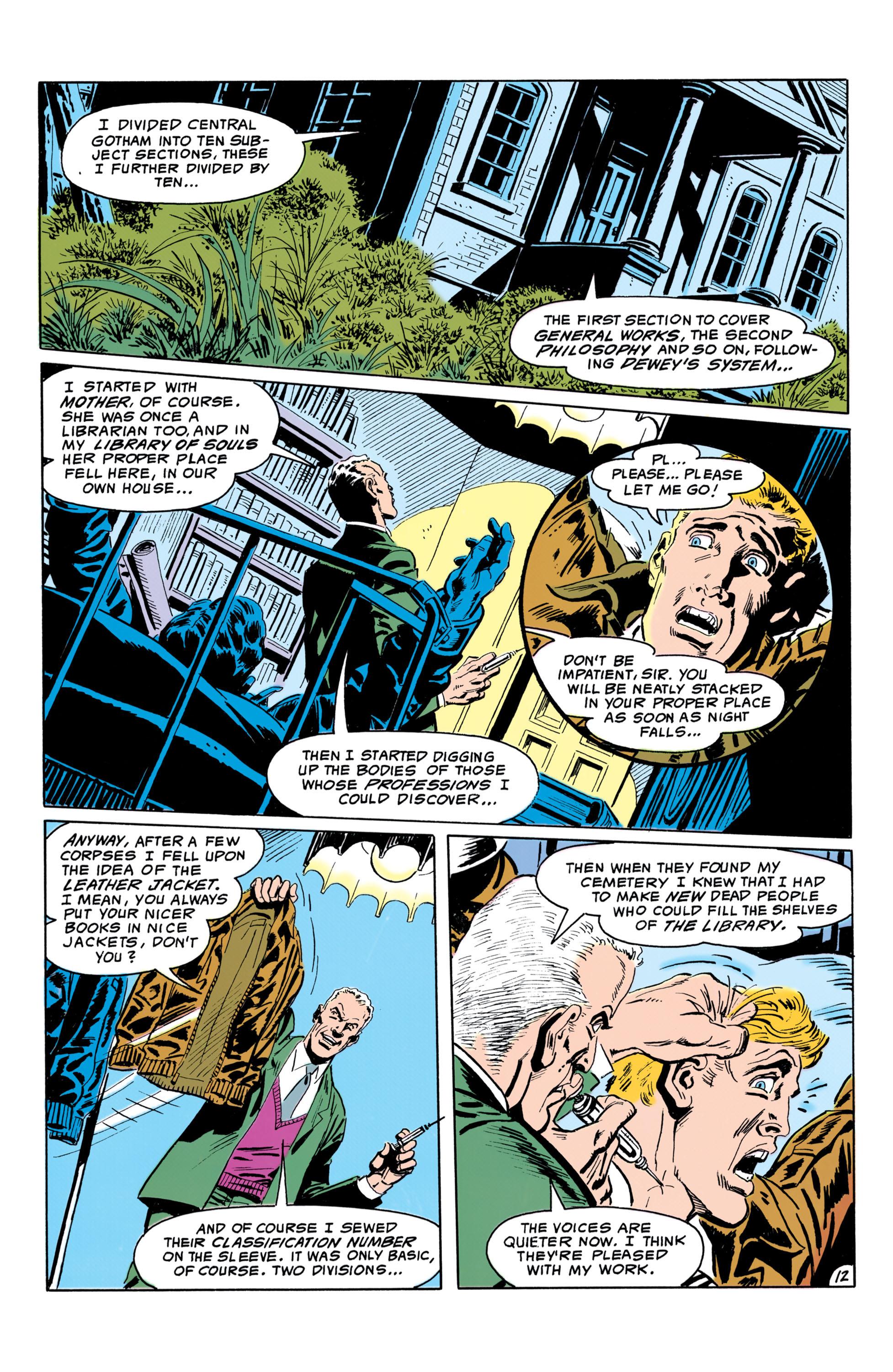 Detective Comics (1937) 643 Page 12