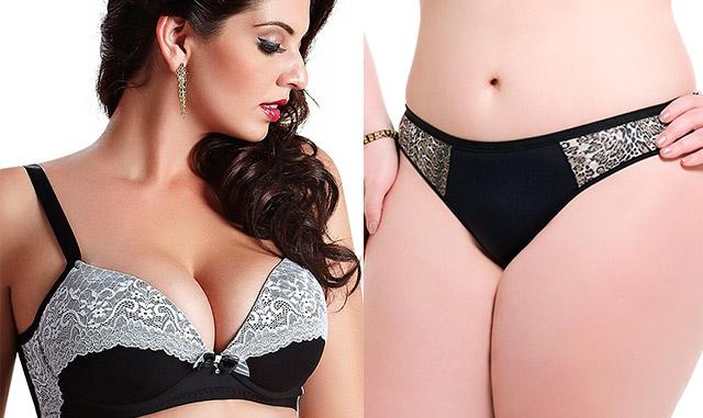 d69770353 Lingerie plus size  Lojas que vendem lingerie para gordinhas online ...