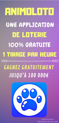 Animoloto application comme bravoloto