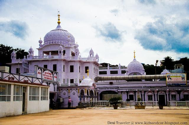 langar at gurudwara Nanak Jheera Bidar