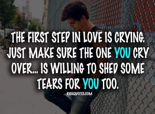 Love Quotes For Her That Will Make Her Cry. QuotesGram