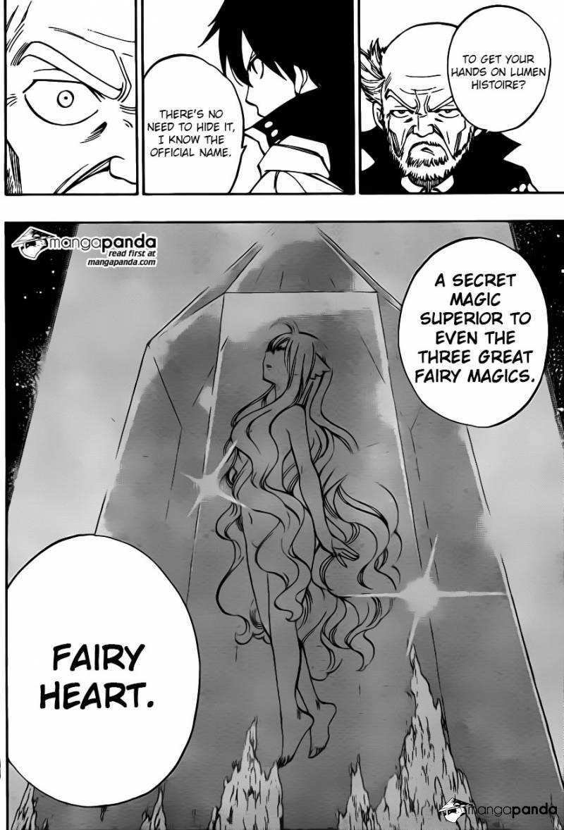 Fairy Tail Ch 445: The Ugly Fairy