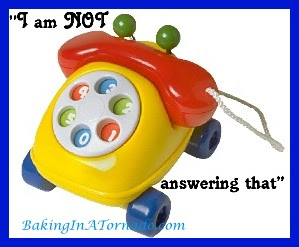 Twenty Seven Phone Calls, reconnecting through speech | www.BakingInATornado.com